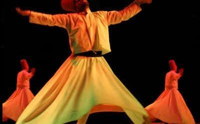 کلاس آموزش رقص صوفیانه سماع