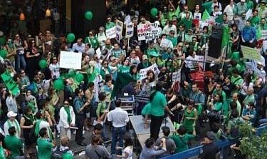 فراخوان جنبش سبز لندن بمناسبت بزرگداشت حماسه عاشورا ۱۳۸۸ ایران
