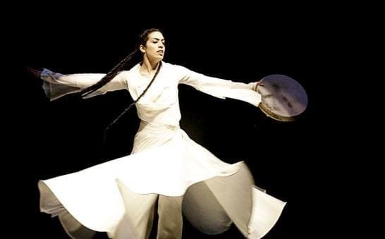 Sufi Dance by Rana Gorgani