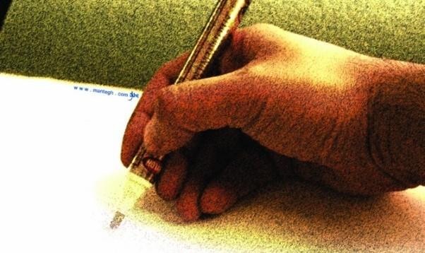 کلاس آموزش نقاشی توسط داوود منطق