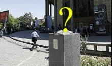 سرقت مجسمههای بزرگ از ميادين تهران
