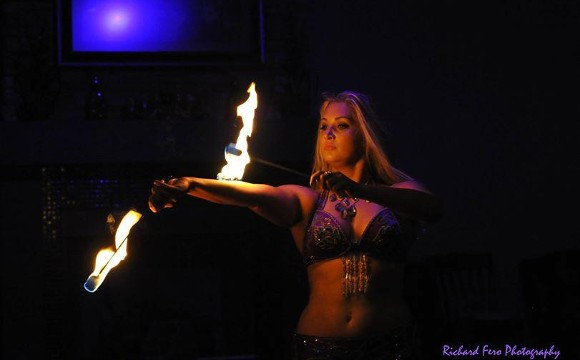 Belly Dance Night and Persian Buffet
