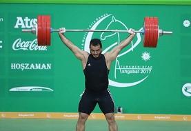 ویزای تمام اعضای تیم ملی وزنهبرداری صادر شد/ کسی از آمریکا جا نماند
