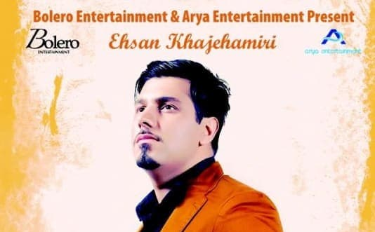 Ehsan Khajeh Amiri Concert in Seattle
