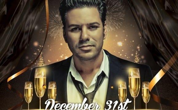 کنسرت شهاب تیام و جشن شب سال نو در گلندل