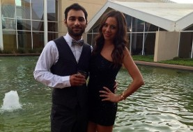 Young successful Iranian American stabbed to death by white supremacist