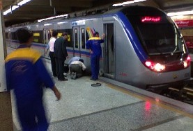 Another young woman tries to kill herself in Tehran subway