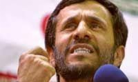 """(ویدئو) فریاد """"بیکاری بیکاری"""" مردم در طی سخنرانی احمدی ..."""