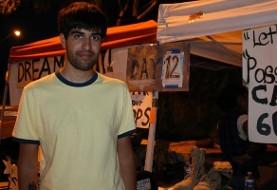 یک جوان ایرانی انگیزه اصلی دستور اوباما در حمایت از مهاجران