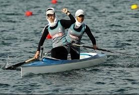 قایقرانی قهرمانی آسیا : یک نقره و سه برنز دیگر برای قایقرانهای ایران
