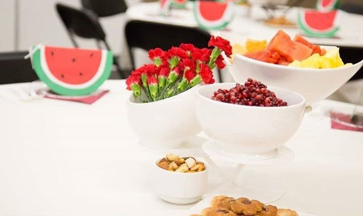 Yalda Night Celebration with Dinner and Iranian Music