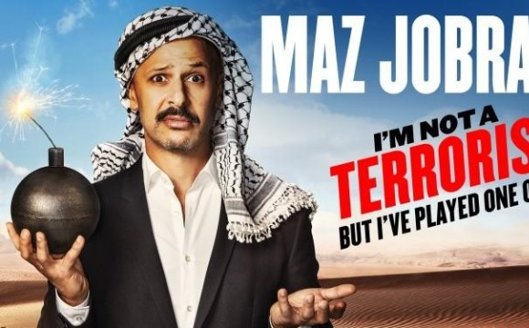 Maz Jobrani Live: I'm Not a Terrorist, But I've Played One On TV