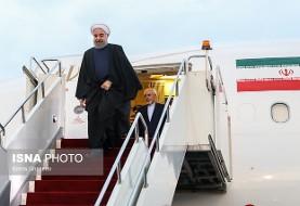 سفر روحانی به مشهد به دلیل سفر به کرمانشاه و سفر مهم خارجی لغو شد