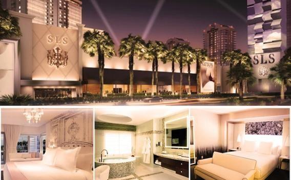 ۵ روز و ۴ شب اقامت در هتل  SLS