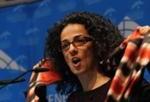 مسیح علینژاد با آزادیهای یواشکی زنان ایرانی برنده جایزه شد