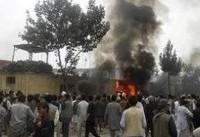 زخمی شدن سفیر امارات در انفجار انتحاری قندهار افغانستان