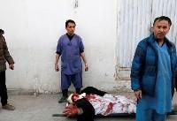 (تصاویر) حمله انتحاری طالبان در غرب کابل
