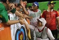 زهرا نعمتی درفهرست «ورزشکاران تماشایی» کمیته بین المللی پارالمپیک