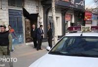 (تصاویر) صحنه تیراندازی مرگبار امروز در اراک
