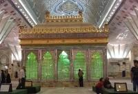 محل دفن آیت الله هاشمی در ضریح امام راحل(ره)+ تصویر