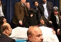 آغاز مراسم تشییع پیکر هاشمی رفسنجانی
