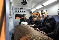 آغاز مراسم تشییع پیکر آیتالله هاشمی رفسنجانی از دقایقی دیگر+ تصاویر