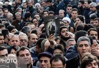 یار دیرین انقلاب؛ مراسم تشییع پیکر آیتالله هاشمی