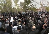 مراسم تشییع پیکر آیتالله هاشمی رفسنجانی آغاز شد