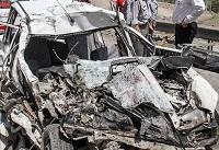 تصادف خونین در سیستان و بلوچستان با ۱۱ کشته و مصدوم