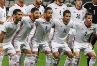 سقوط ایران به رتبه سی و چهارم ردهبندی فیفا