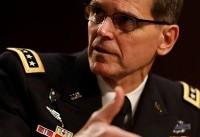 نگرانی ژنرال آمریکایی درست پیش از سخنرانی ترامپ درباره ایران