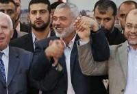 حماس و فتح به طور رسمی توافقنامه آشتی امضاکردند