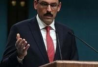 گذرگاههای مرزی در شمال عراق را برای هماهنگی با دولت عراق و ایران میبندیم