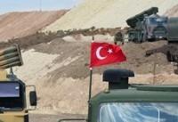 کار احداث نقاط نظارتی برای منطقه کاهش تنش در ادلب آغاز شده است + عکس