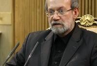 لاریجانی با رئیس شورای فدراسیون روسیه دیدار کرد