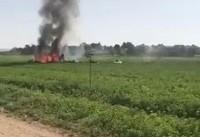 Eurofighter jet crashes in Spain, killing pilot