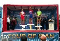 پایان تور دوچرخه سواری آذربایجان ایران با قهرمانی رکابزن تیم بلژیک