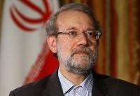 رئیس مجلس در نشست پیمان امنیت دستجمعی سخنرانی كرد
