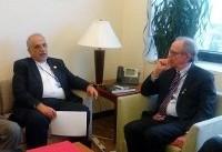 وزیر دارایی ایتالیا با وزیر اقتصاد کشورمان دیدار کرد