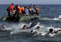 ۳۴ کشته به دنبال برخورد قایق نیروی دریایی تونس با قایق مهاجران