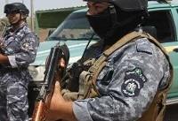 اجرای مقررات منع آمد و شد در شهر كركوك عراق