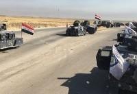 Iraq forces seize Kirkuk outskirts in advance on Kurdish-held territory