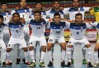 برتری قاطع قرقیزستان برابر نپال در اولین بازی روز دوم