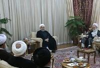 ماجرای دیدار روحانی با اعضای جامعه روحانیت | درخواست بازگشت حسن روحانی