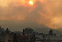 بحران آلودگی هوا در کالیفرنیا پس از آتشسوزیهای اخیر