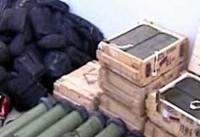 ارتش سوریه در استان های حماه و حمص، سلاح های ساخت رژیم صهیونیستی کشف کرد