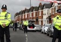 حمله با چاقو باز هم در لندن