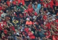 آوازخوانی الهلالیها در روز پرهیجان برانکو