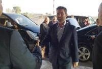 سفر وزیر ارتباطات به عراق (+عکس)