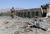 حمله انتحاری در غزنی افغانستان ۲۱ کشته بهجا گذاشت